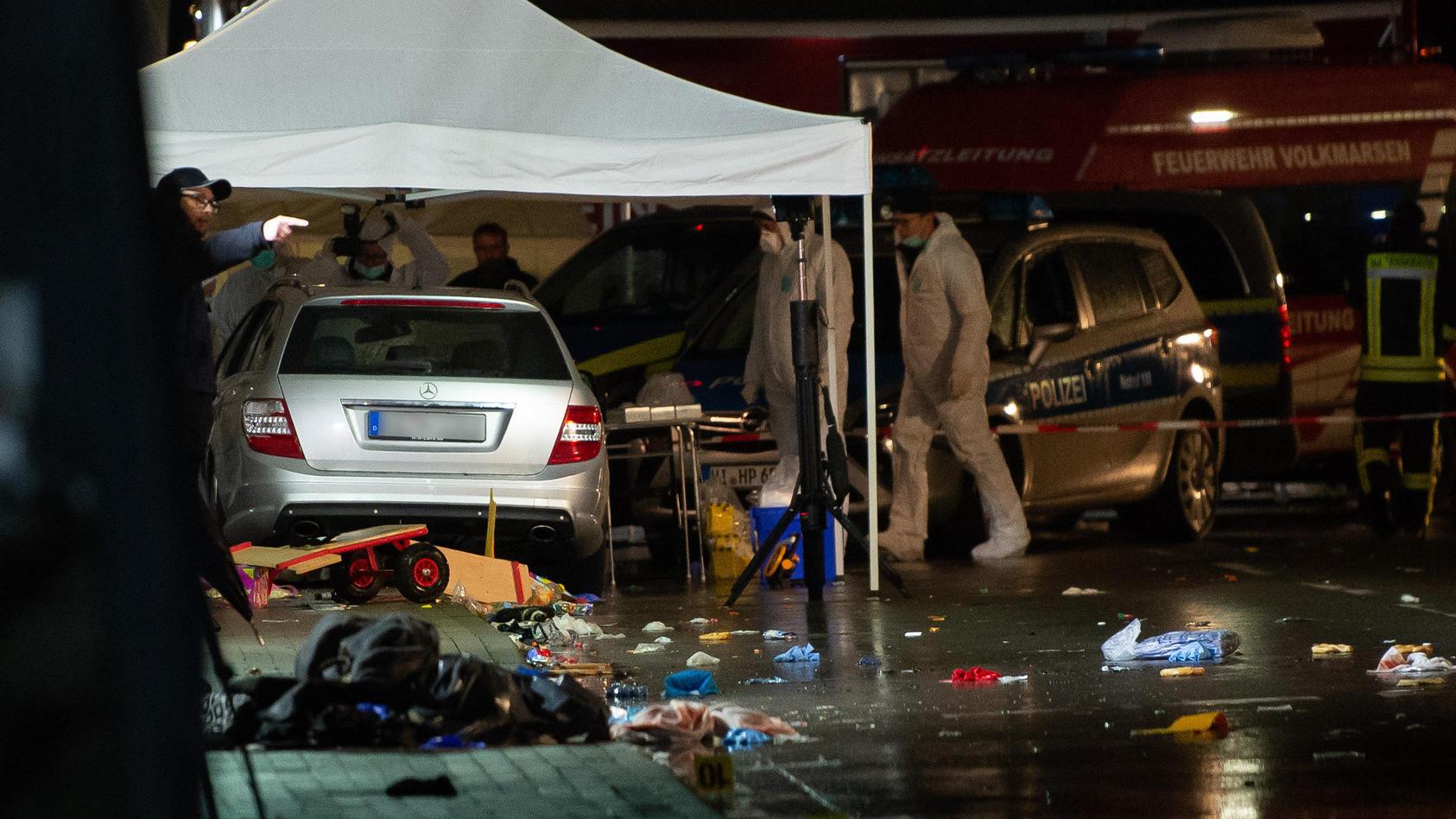 Am Montag beginnt der  Prozess um Auto-Attacke auf Rosenmontagsumzug in Volkmarsen