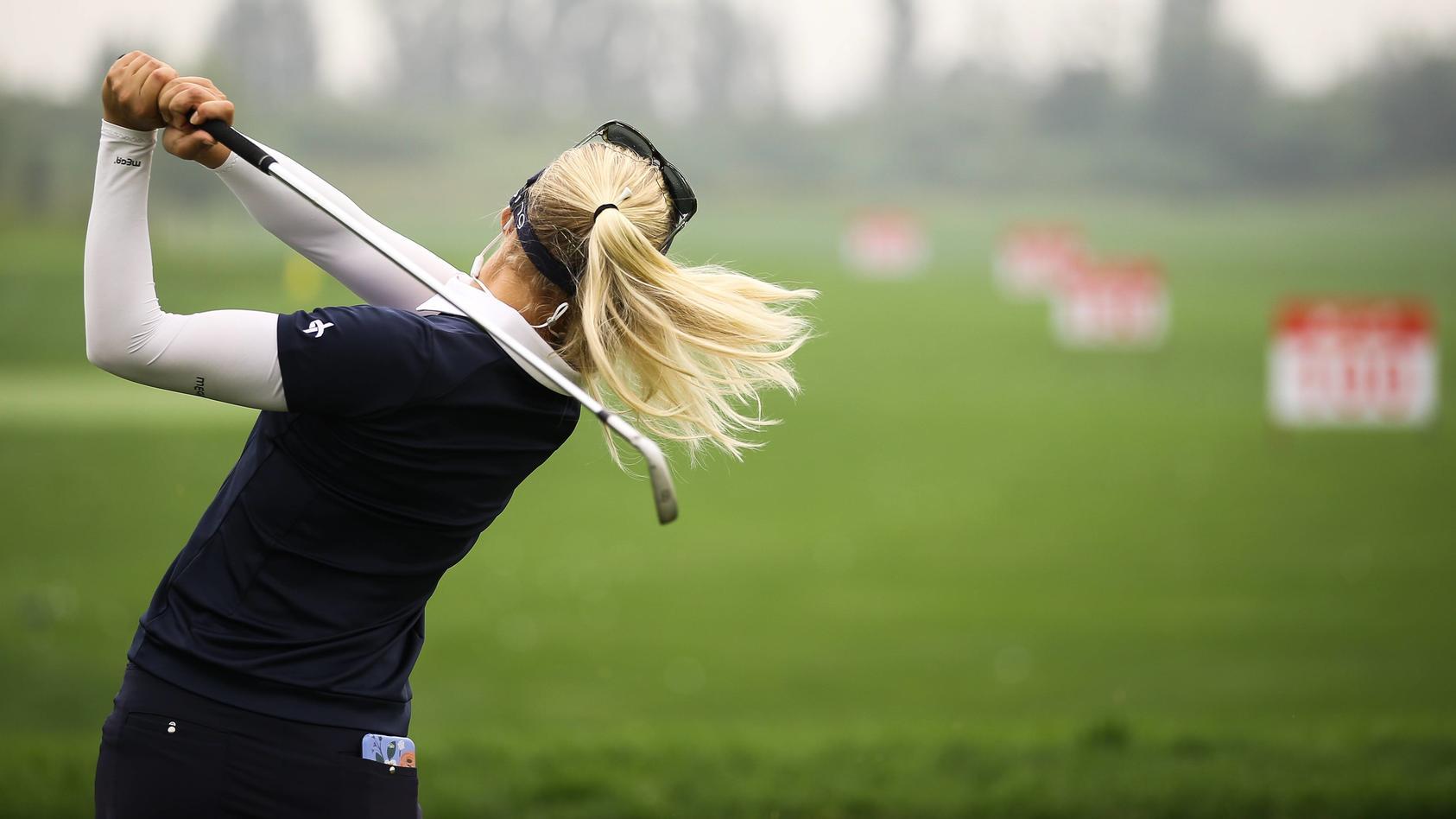 Frauen dürfen nun endlich auch in dem Golfclub in New Jersey zu jeder Zeit abschlagen.