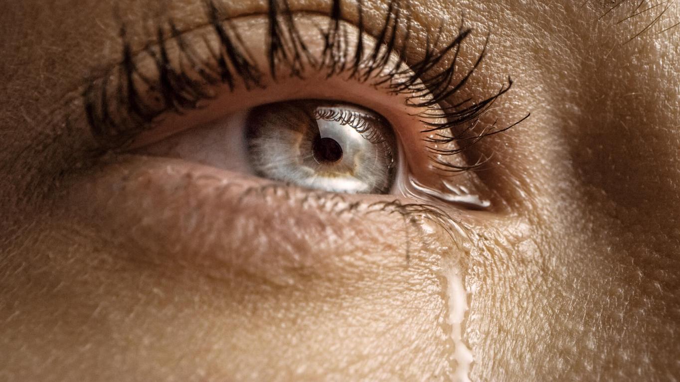 Tränen geben offenbar viel mehr Aufschluss über unsere Gesundheit, als wir denken