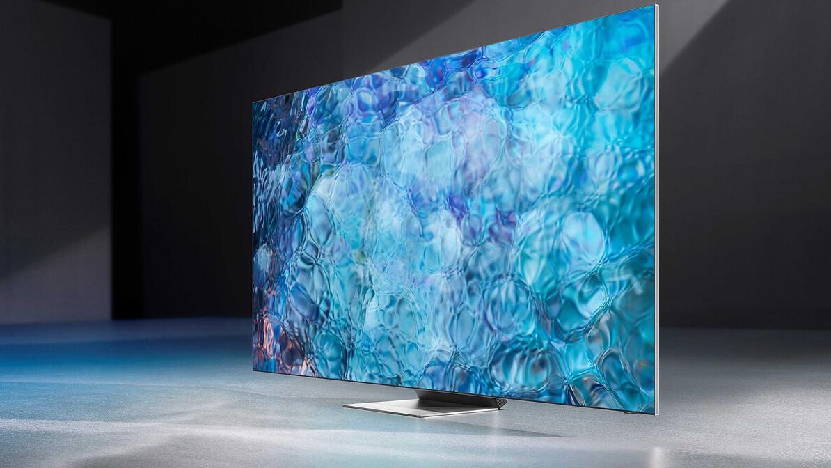 Die nagelneuen Neo QLED-Fernseher von Samsung versprechen ungeahnt brillante Bilder.