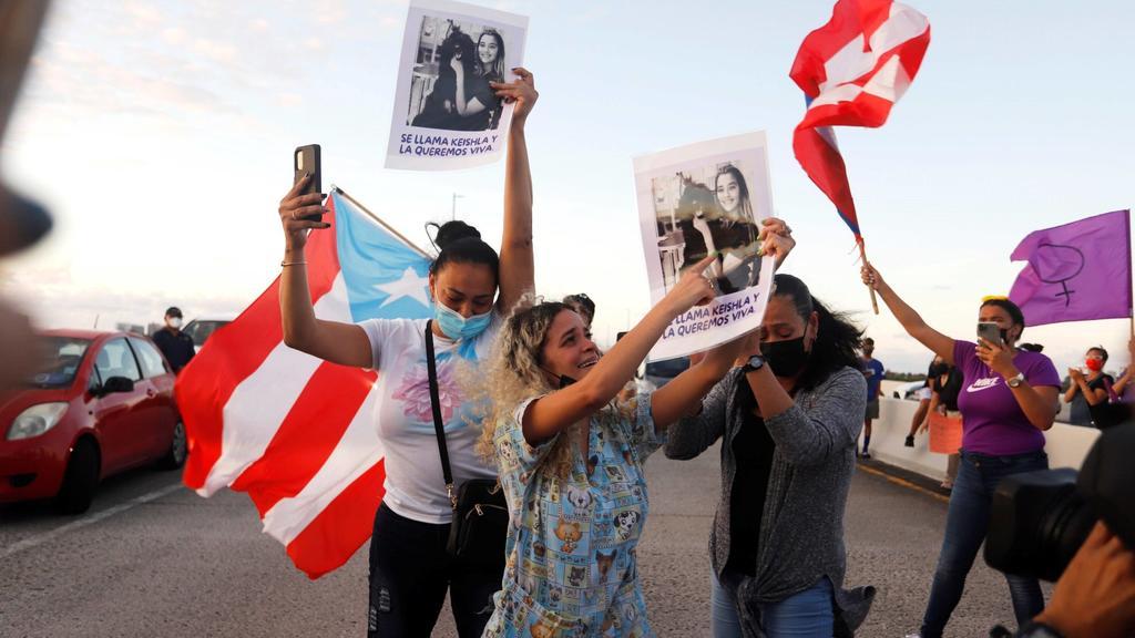 Die Trauer um Keishla Rodríguez Ortiz ist groß.