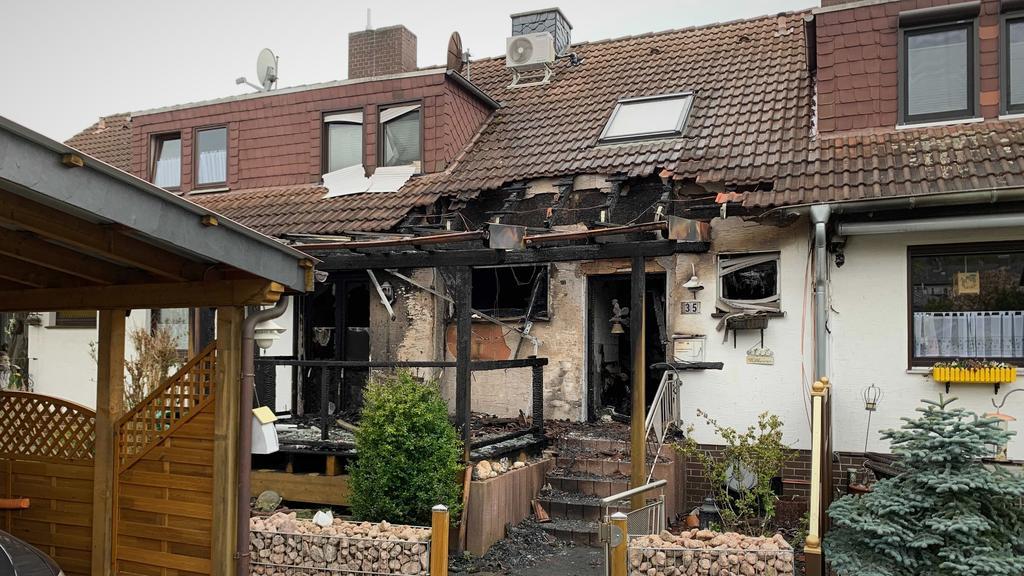Feuer in Fuldabrück: Waren Brandstifter in Nordhessen am Werk?