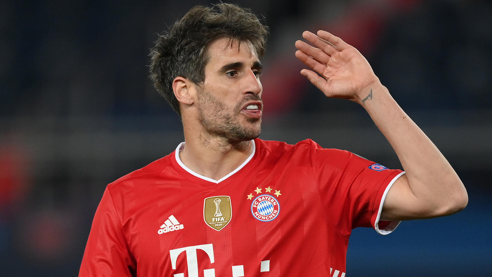 Javi Martinez verlässt den FC Bayern.