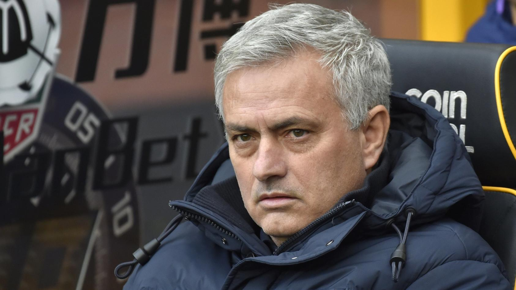 José Mourinho wird ab kommender Saison Trainer bei der AS Rom.