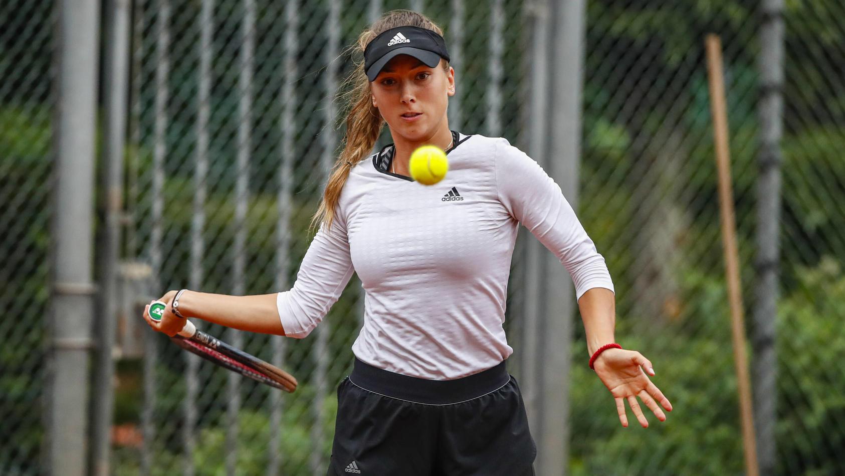 Sara Cakarevic ist aktuell die Nummer 410 der Frauen-Weltrangliste.