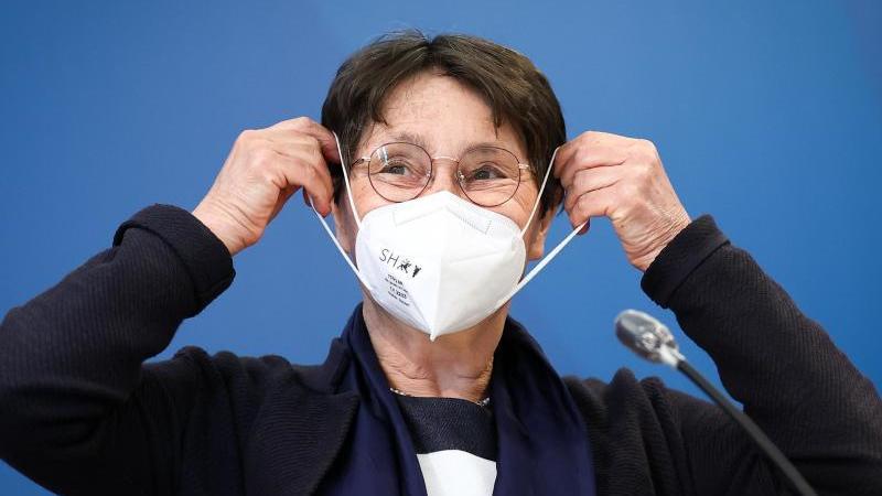 Schleswig-Holsteins Finanzministerin Monika Heinold in Kiel. Foto: Christian Charisius/dpa/archivbild