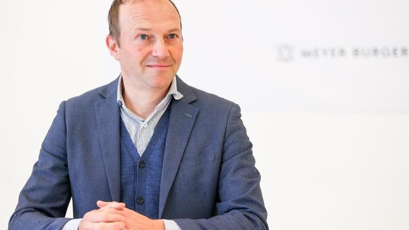 Wolfram Günther (Grüne), Umweltminister von Sachsen. Foto: Jan Woitas/dpa-Zentralbild/dpa