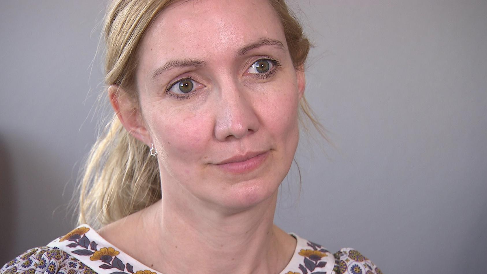 Prof. Sandra Ciesek leitet die Virologie am Universitätsklinikum Frankfurt