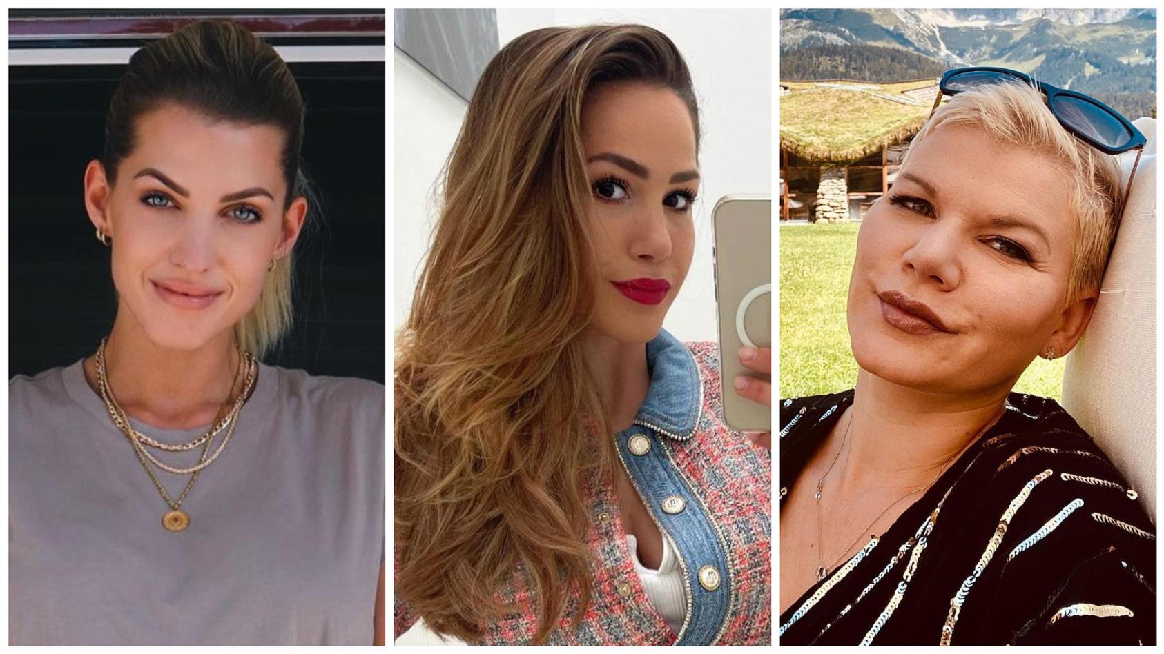 Wenn Bachelor-Babes zu Bachelor-Mamas werden: Sarah Harrison, Angelina Pannek und Melanie Müller haben mittlerweile Nachwuchs.