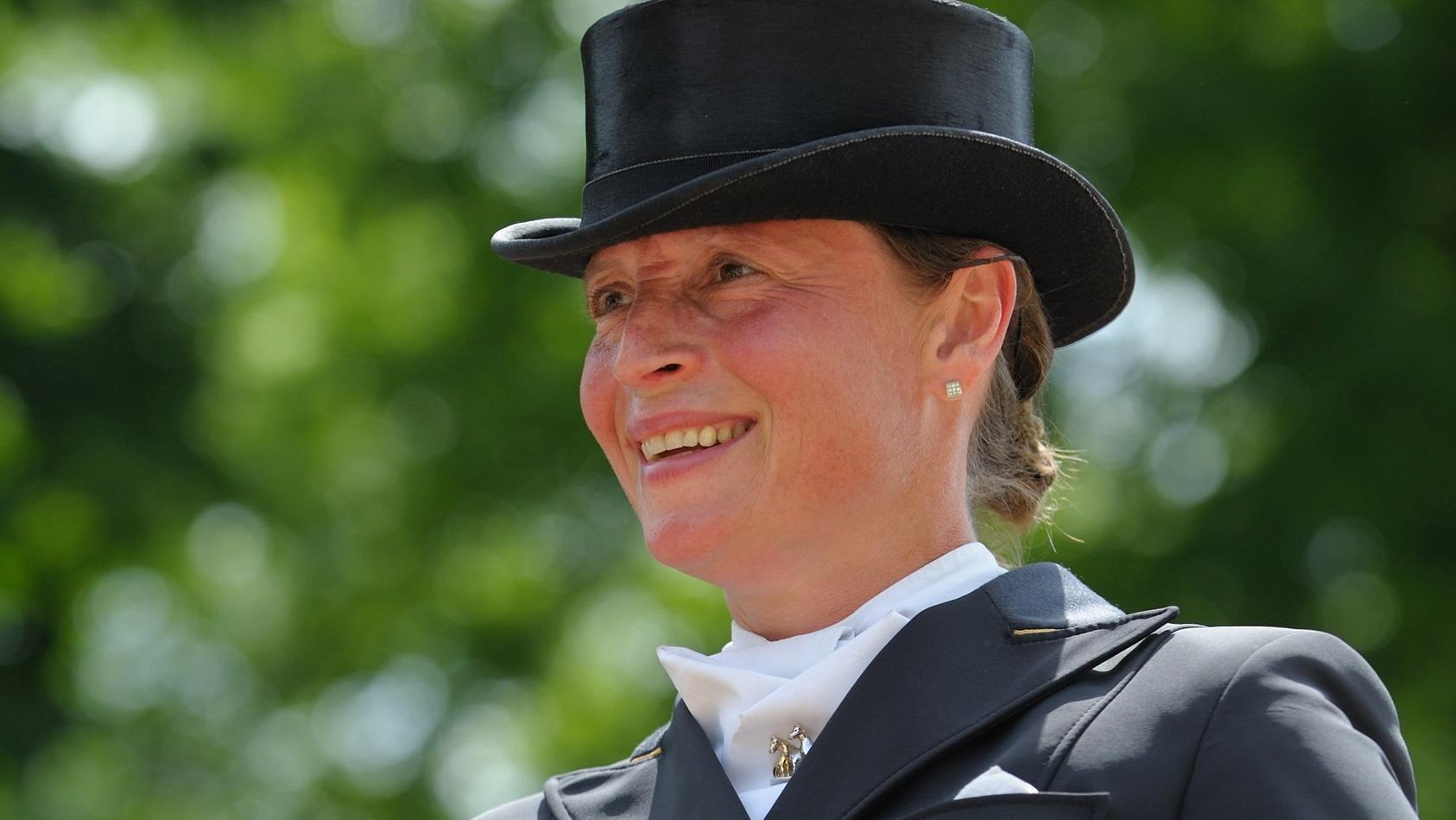 Pfingstturnier Wiesbaden - Isabell Werth