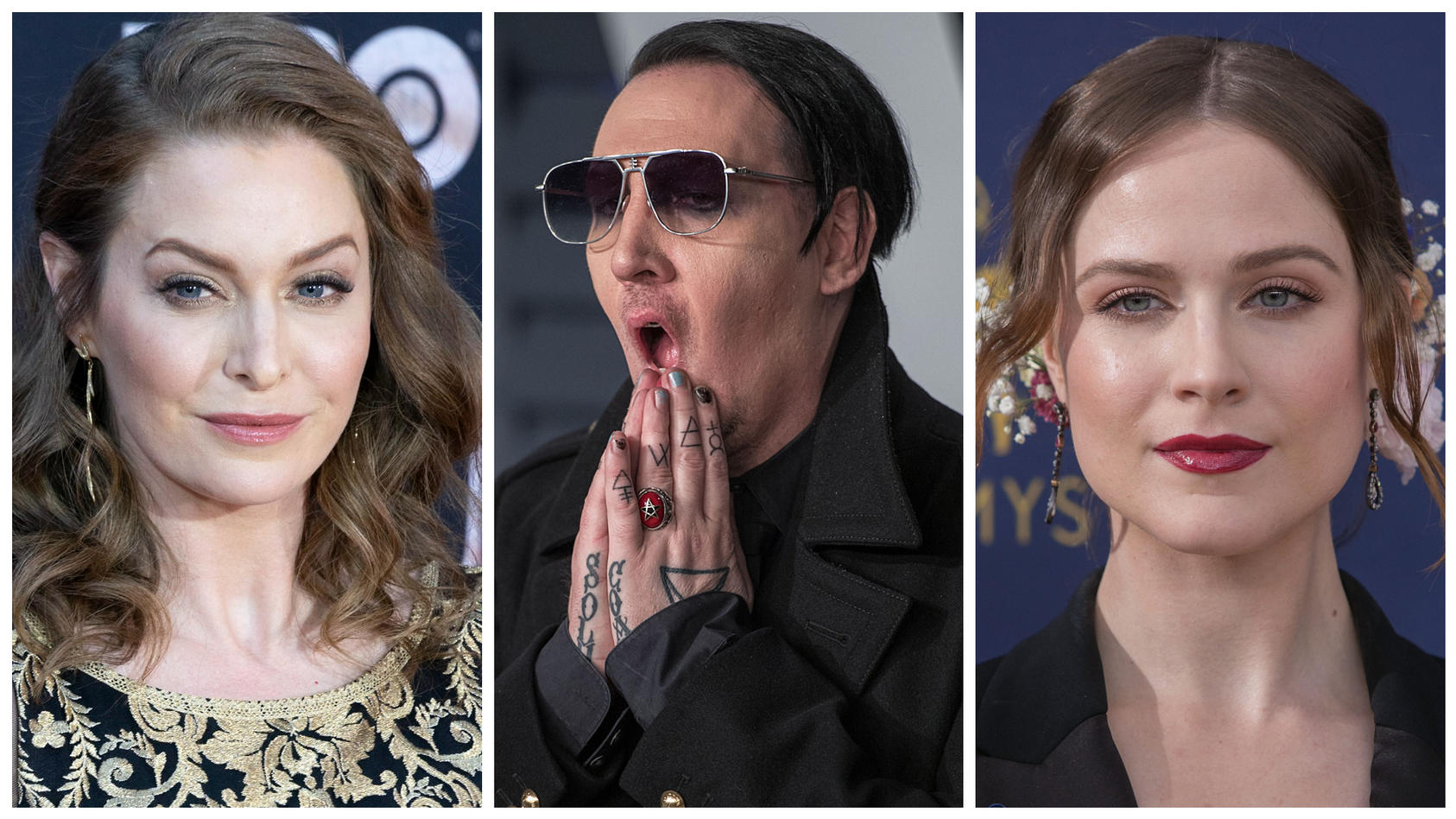 Mehrere Frauen, darunter die Schauspielerinnen Esmé Bianco und Evan Rachel Wood, erheben seit einigen Monaten schwere Missbrauchsvorwürfe gegen Marilyn Manson.