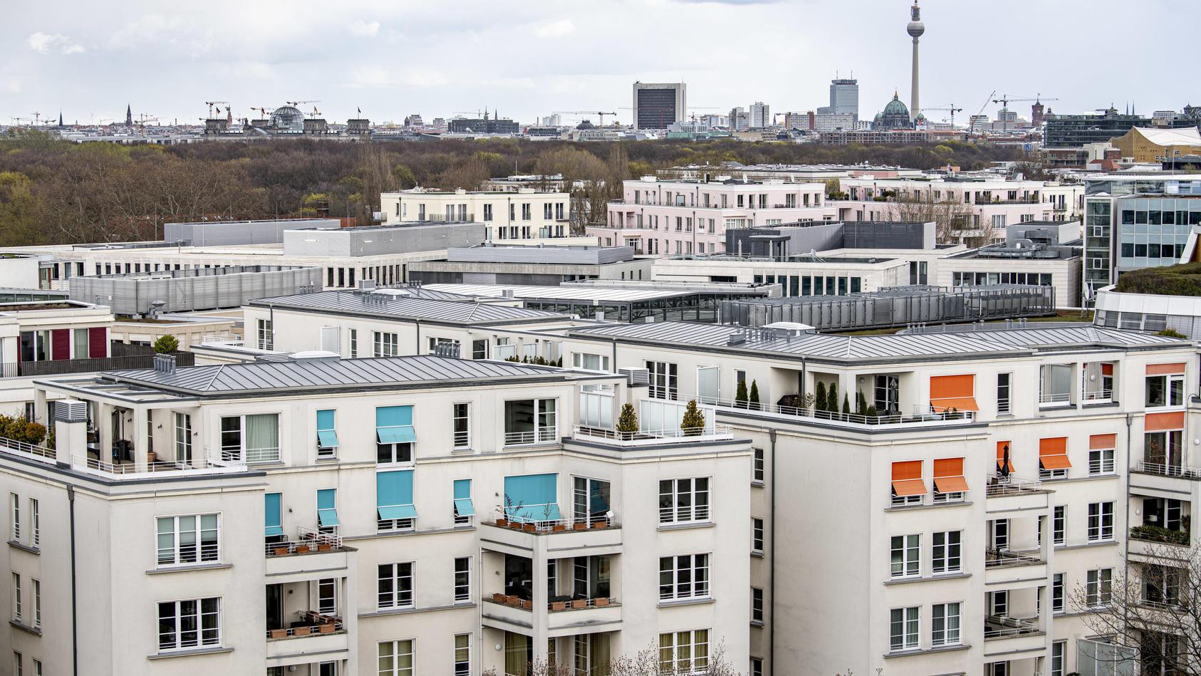 Auch der Berliner Mietendeckel konnte die Preissteigerungen in der Hauptstadt kaum aufhalten.