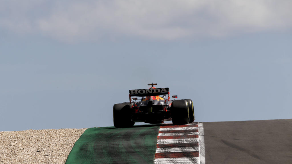 33 Max Verstappen NED, Red Bull Racing, F1 Grand Prix of Portugal at Autodromo Internacional do Algarve on May 1, 2021 in Portimao, Portugal. Photo by HOCH ZWEI Portimao Portugal *** 33 Max Verstappen NED, Red Bull Racing , F1 Grand Prix of Portugal