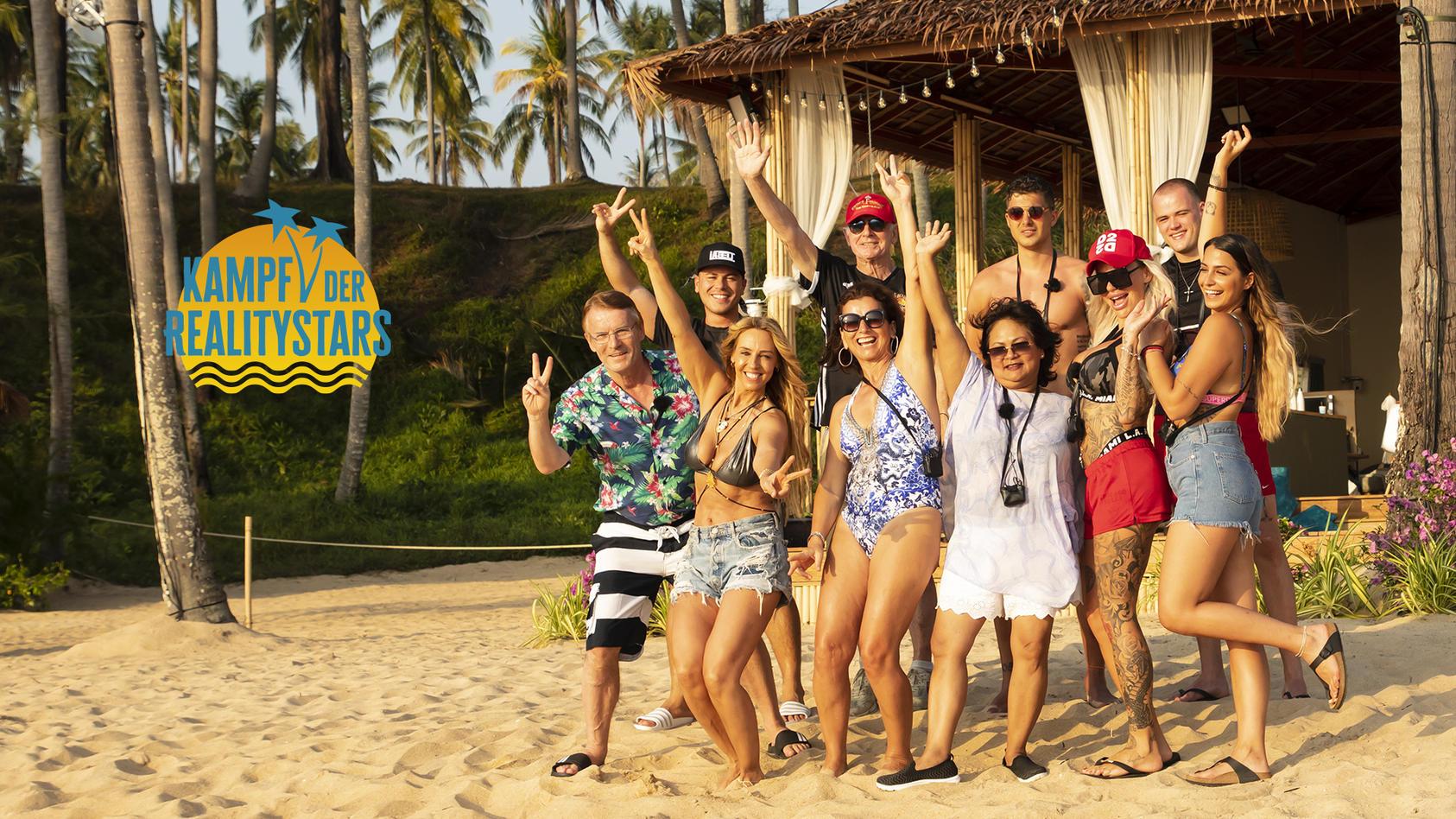 """Die Teilnehmer der neuen Staffel """"Kampf der Realitystars"""" bei RTLZWEI stehen jetzt fest!"""