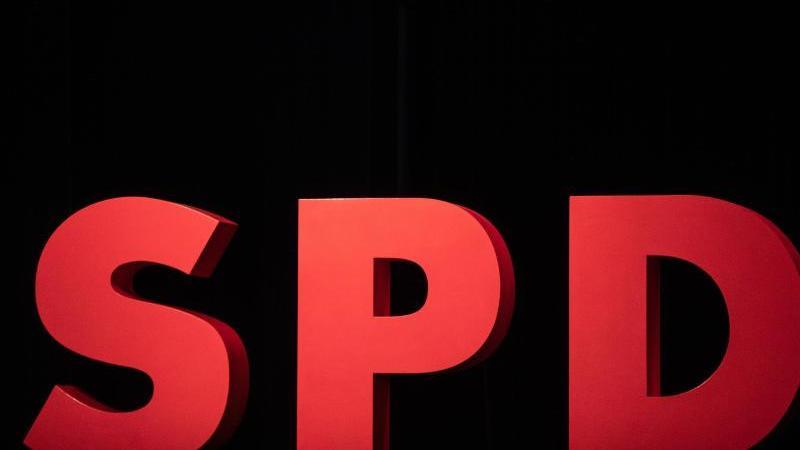 Das Logo der SPD. Foto: Christoph Schmidt/dpa/Archivbild