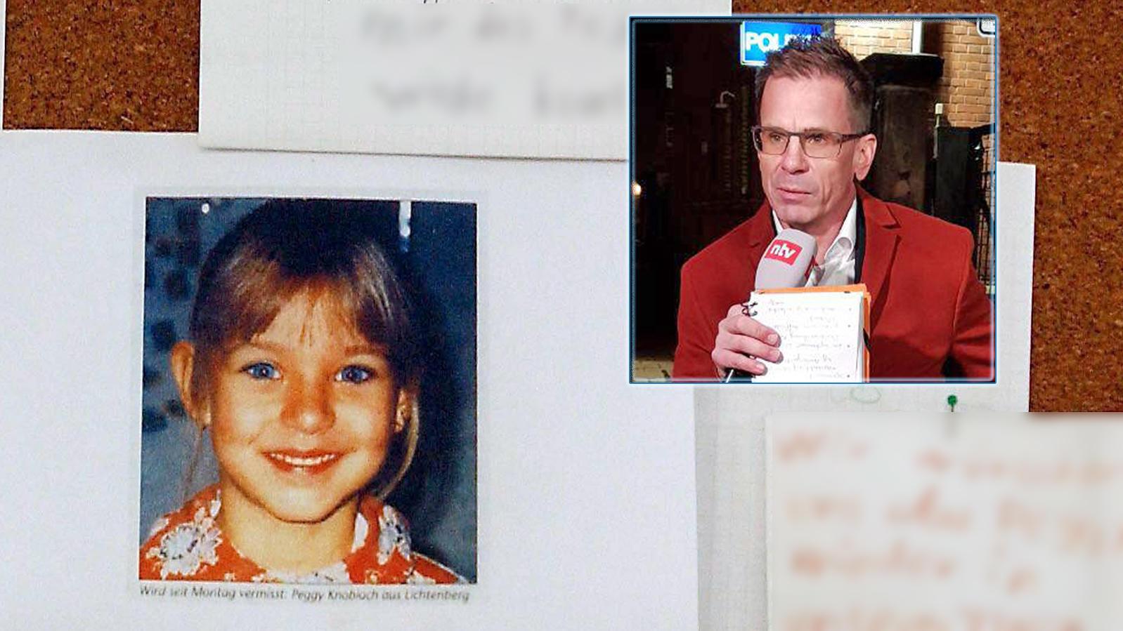 Suche nach Peggy Knobloch und  Reporter Andreras Merkel (kleines Foto)