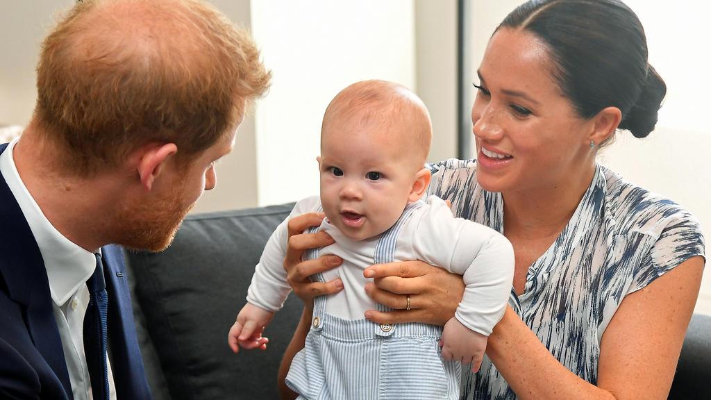 Die kleine Familie wird größer: Meghan und Harry erwarten ihr zweiter Kind.
