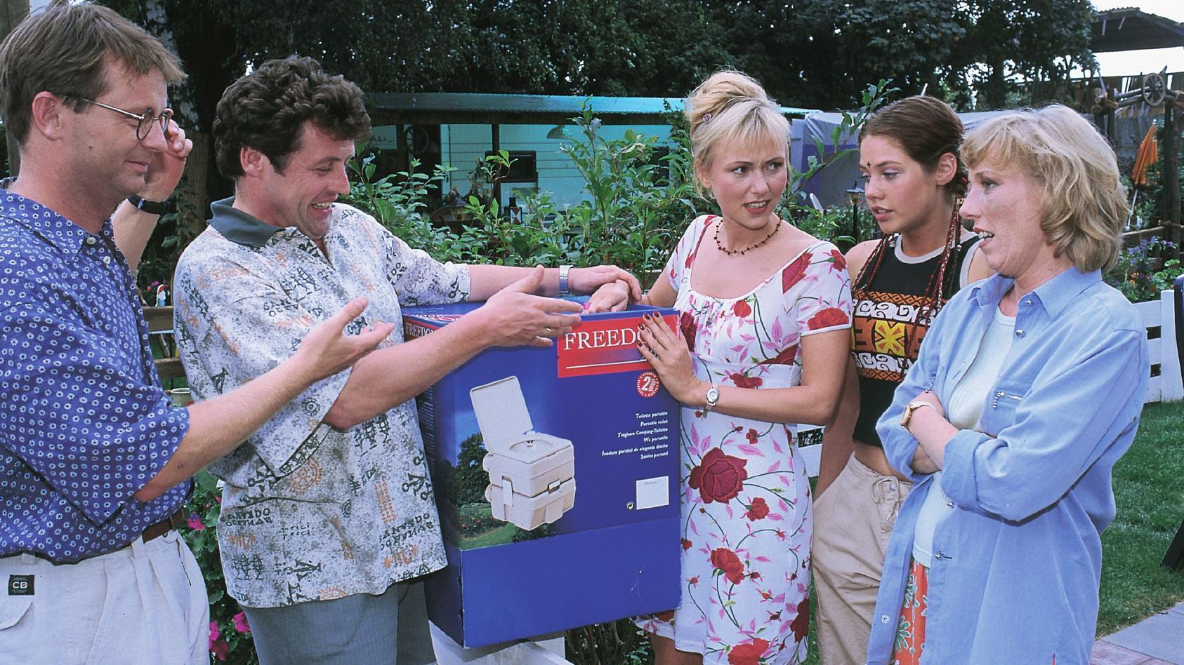 """""""Die Camper"""" lief von 1997 bis 2005 auf RTL:  Was machen die Darsteller heute?"""