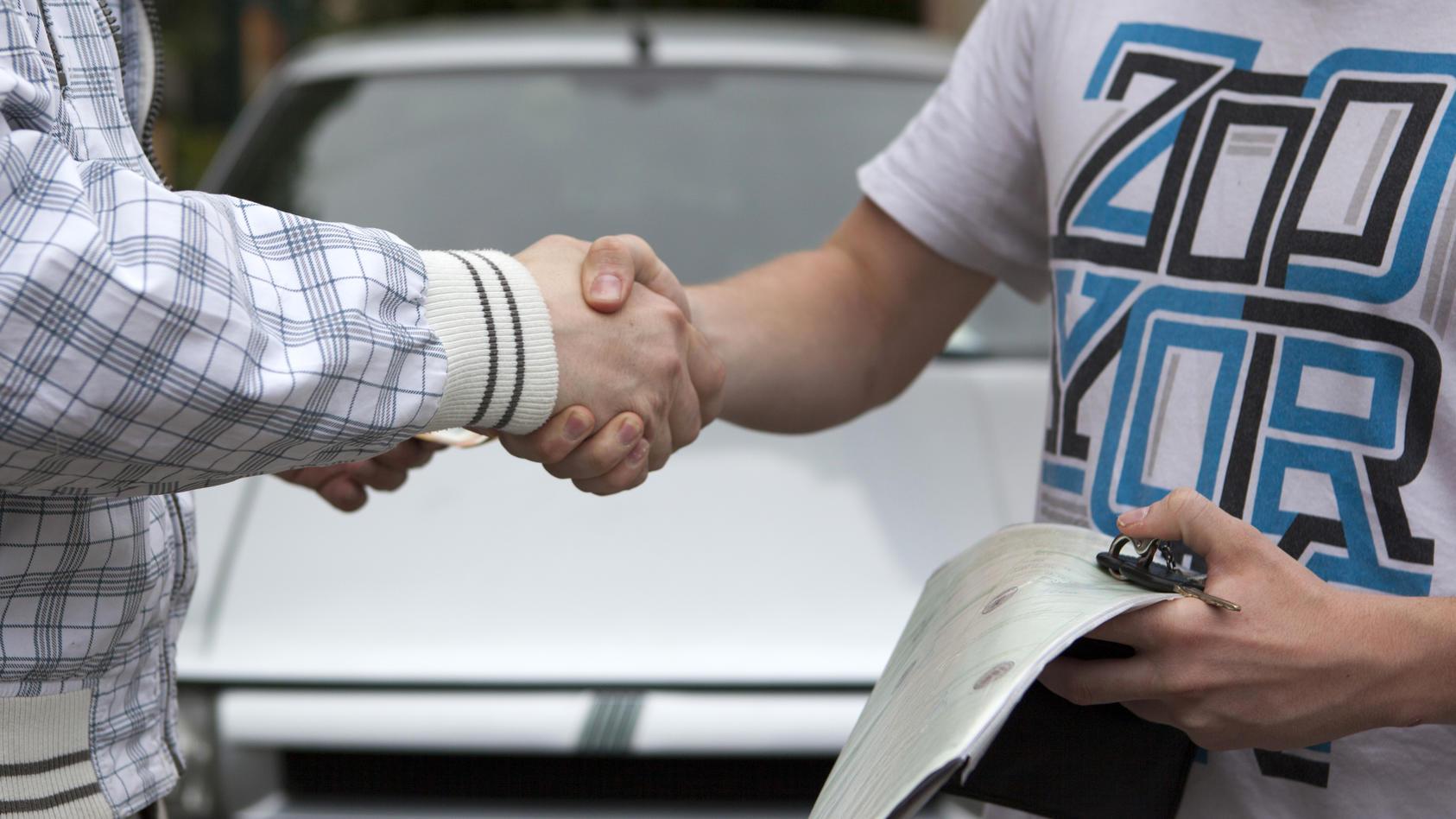 Der private Autoverkauf ist oft mit Stress verbunden. Ein Verkaufsexperten verrät hilfreiche Tipps.