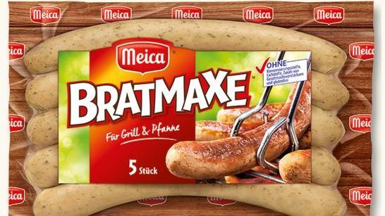 Meica ruft verschiedene Produkte der Marke Bratmaxe zurück.