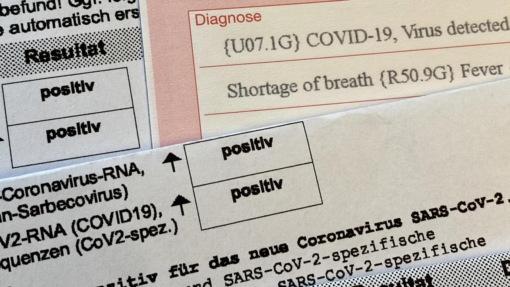 Gilt ein Corona-Testergebnis als Nachweis für meine Genesung? Und wenn ja, ab wann und wie lange?