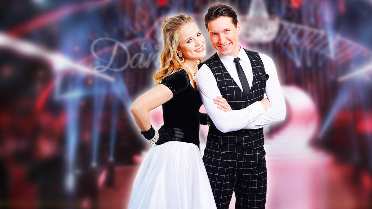 "Heute mit im ""Let's Dance""-Livestream: Ilse DeLange & Evgeny Vinokurov"