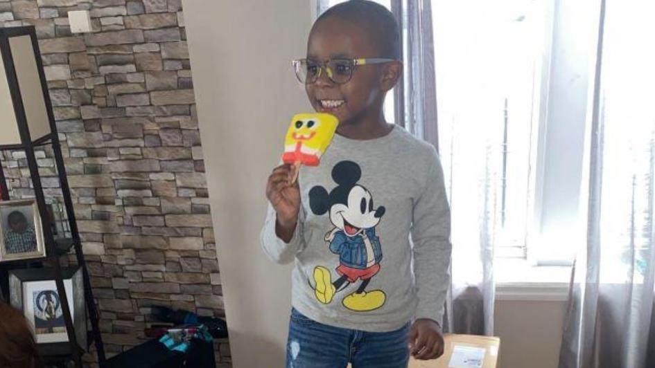Vierjähriger bestellt Spongebob-Eis für mehr als 2.000 Euro