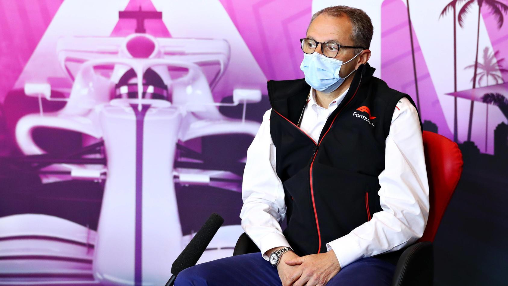 F1-Boos Stefano Domenicali will an der Austragung des Türkei-GP festhalten