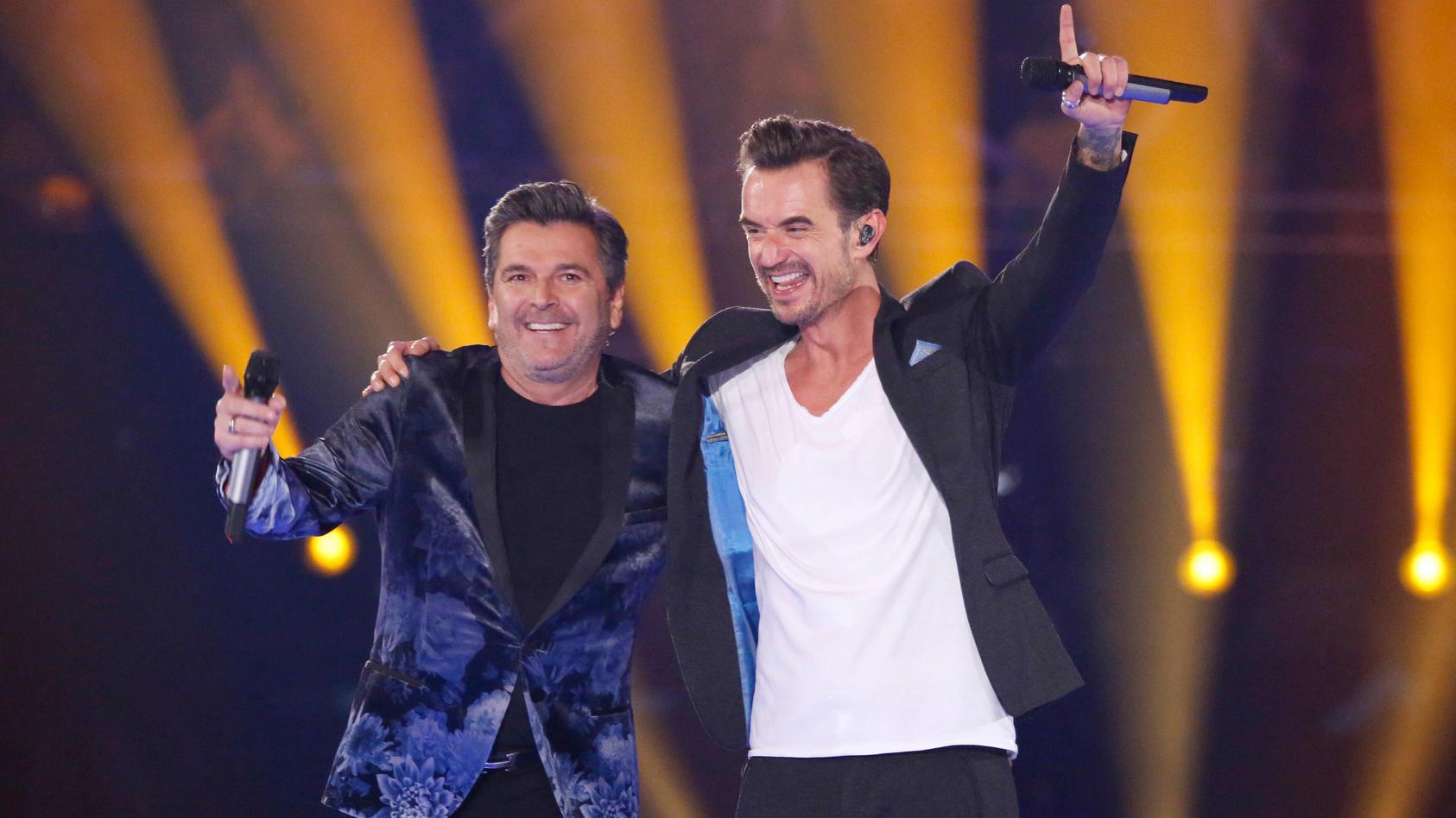Thomas Anders und Florian Silbereisen feierten als Schlager-Duo schon einige Erfolge.