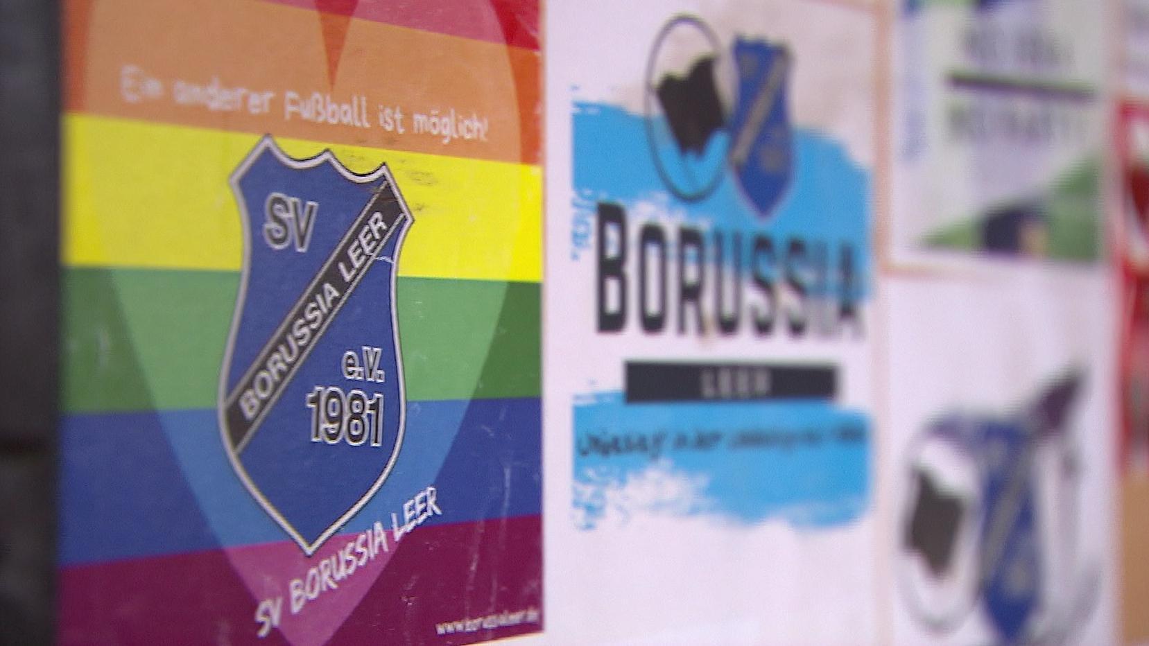 SV Borussia Leer setzt sich für Toleranz und Weltoffenheit ein