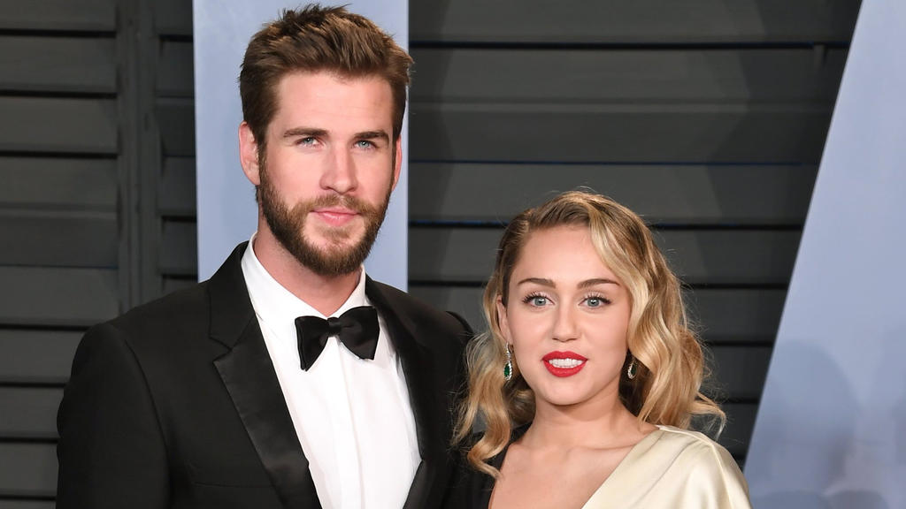 Liam Hemsworth und Miley Cyrus: ihr Liebes-Glück sollte nicht von Dauer sein.
