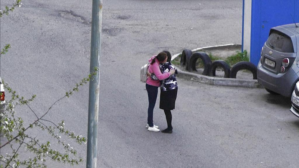 Kasan: Schüsse an Schule