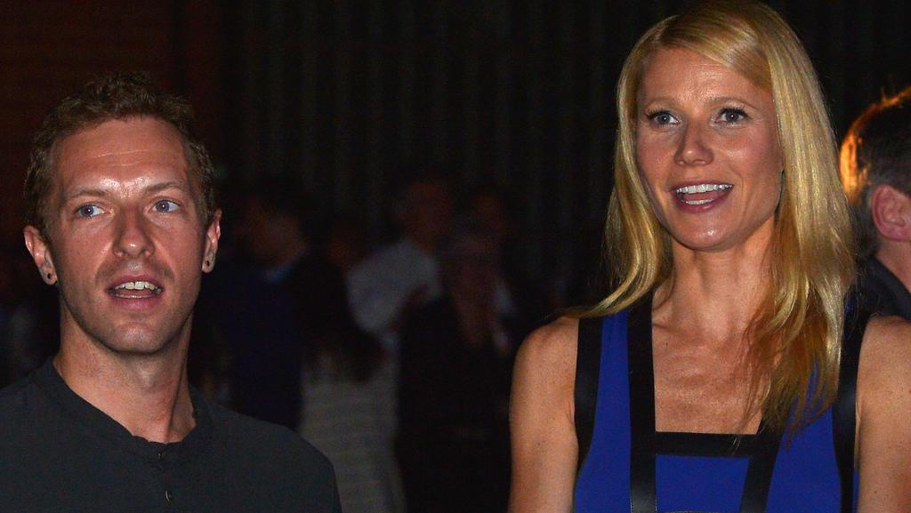 Chris Martin und Gwyneth Paltrow waren 13 Jahre miteinander verheiratet.