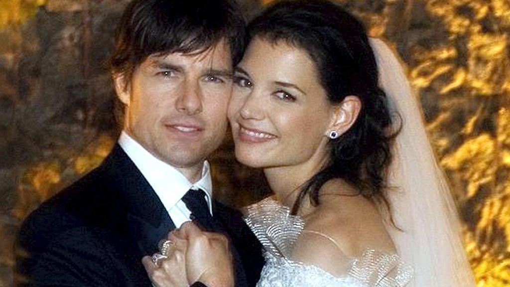 Im November 2006 gaben sich Tom Cruise und Katie Holmes das Ja-Wort.
