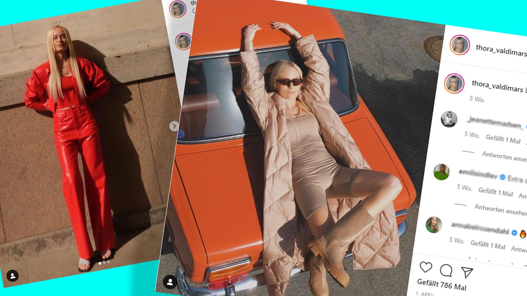 Mono-Look: So stylen Sie den farbenfrohen Trend!
