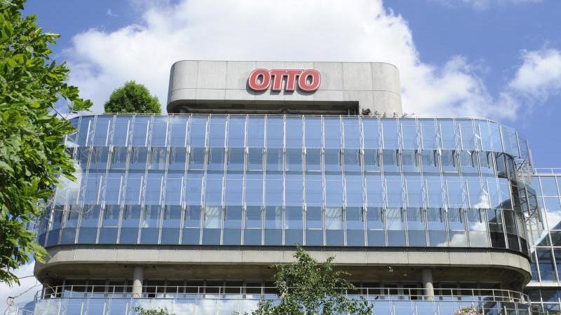 Die Konzernzentrale der Otto Group in Hamburg
