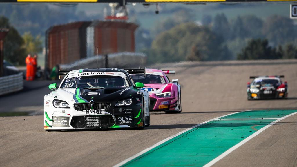 ADAC GT Masters, 7. + 8. Lauf Sachsenring 2020 - Foto: Gruppe C Photography; #10 BMW M6 GT3, Schubert Motorsport: Henric Skoog, Jesse Krohn