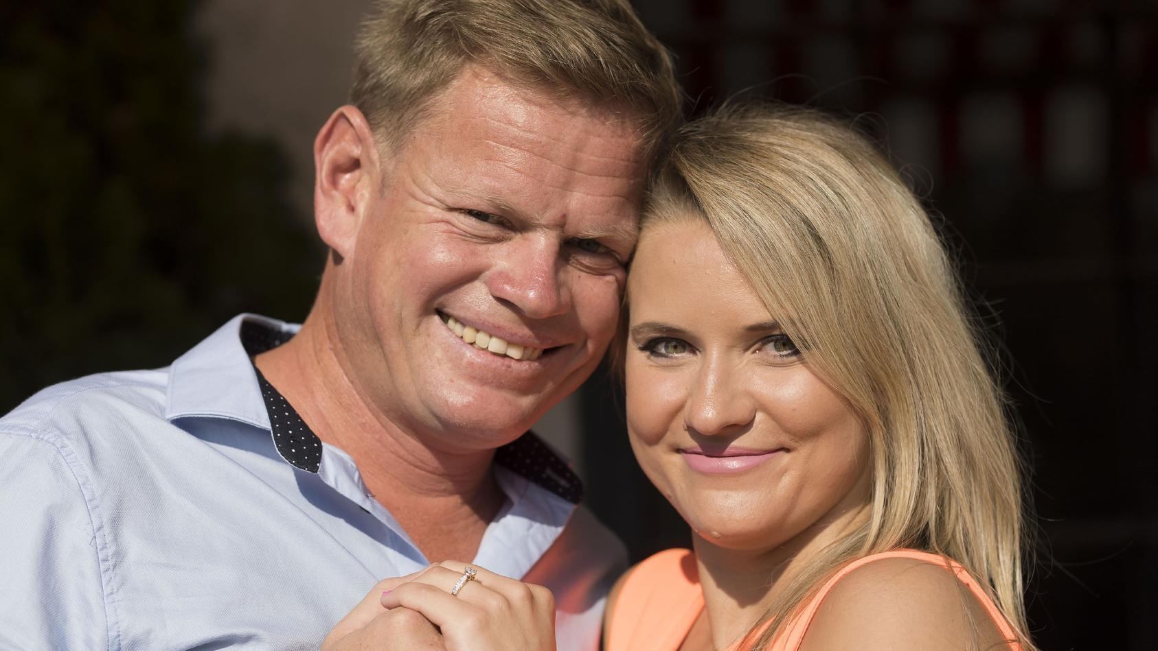 Im Mai 2021 sind Farmer Jörn und seine Frau Oliwia zum ersten Mal Eltern geworden