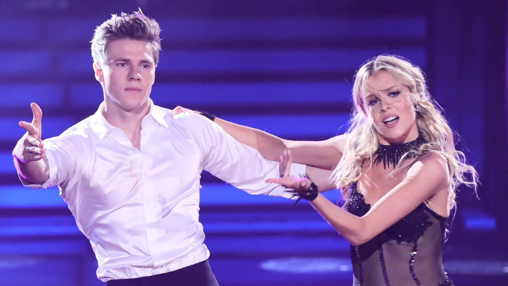 "Heute mit im ""Let's Dance""-Livestream: Simon Zachenhuber & Patricija Belousova"