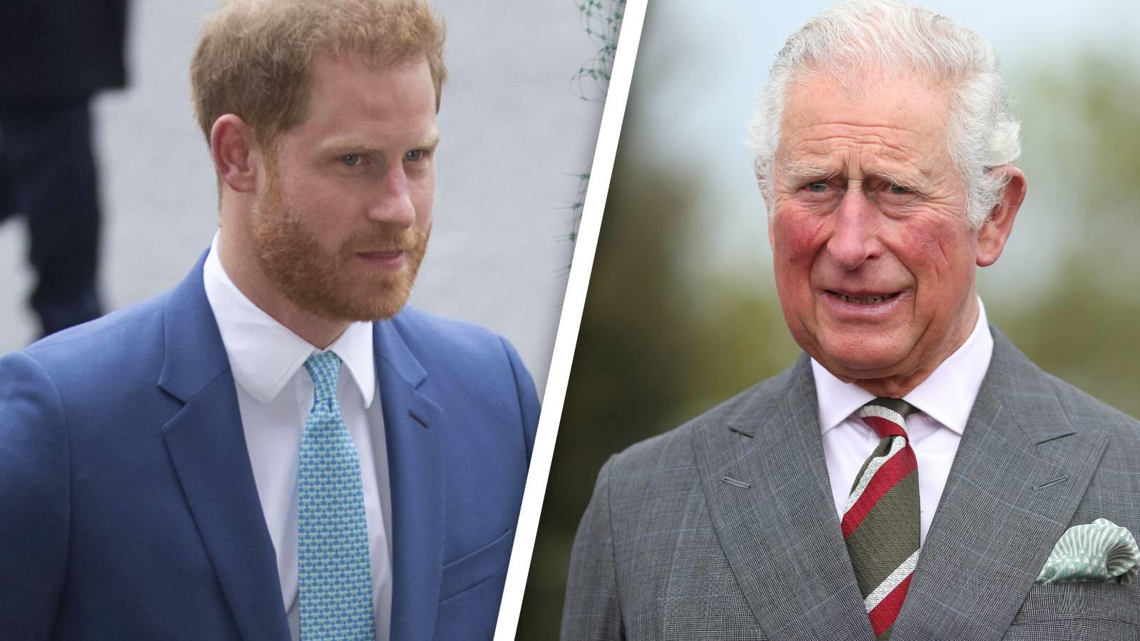 Prinz Harry spricht offen über die Spannungen in der royalen Familie.