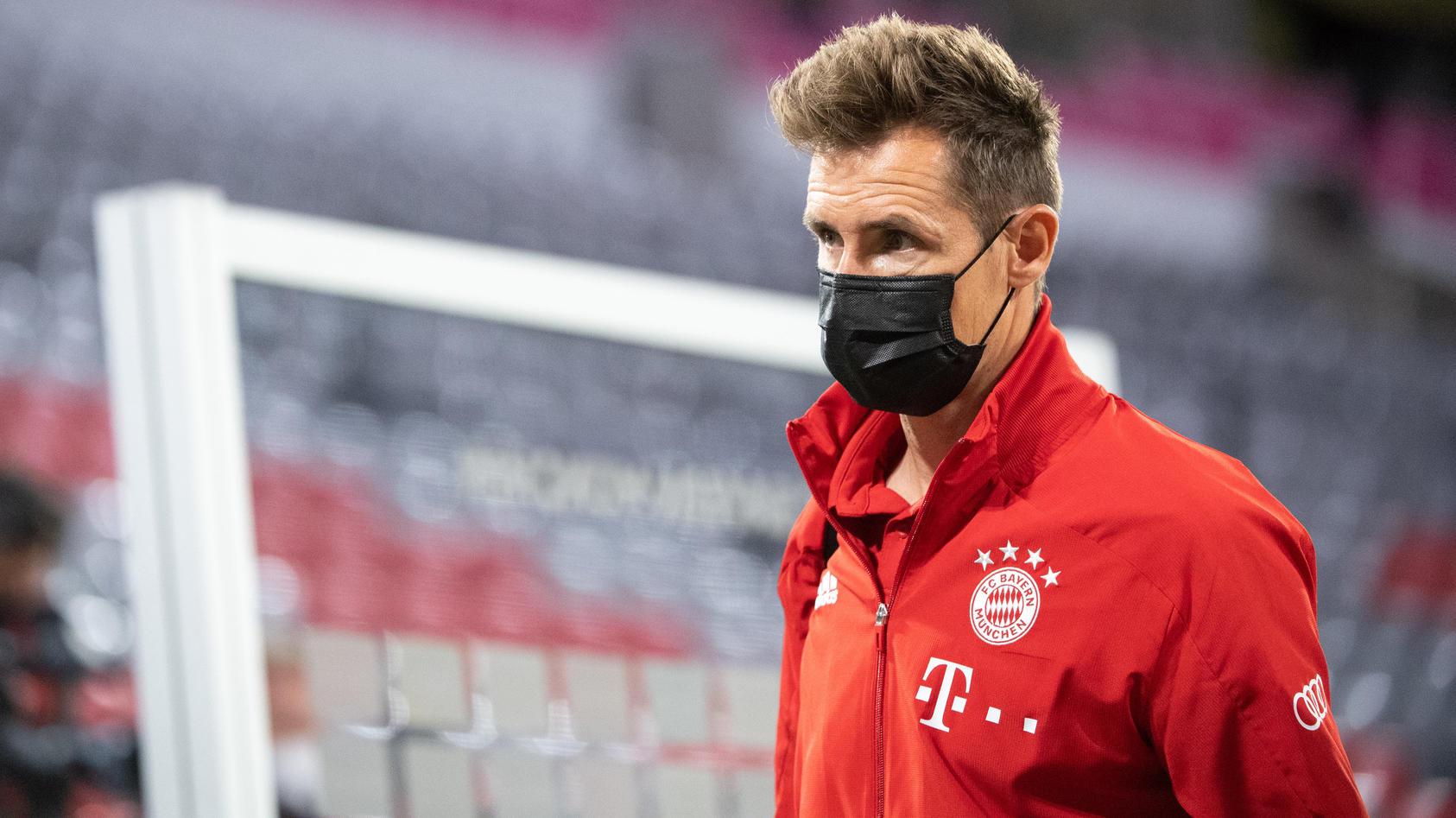 Miroslav Klose wird den FC Bayern verlassen.