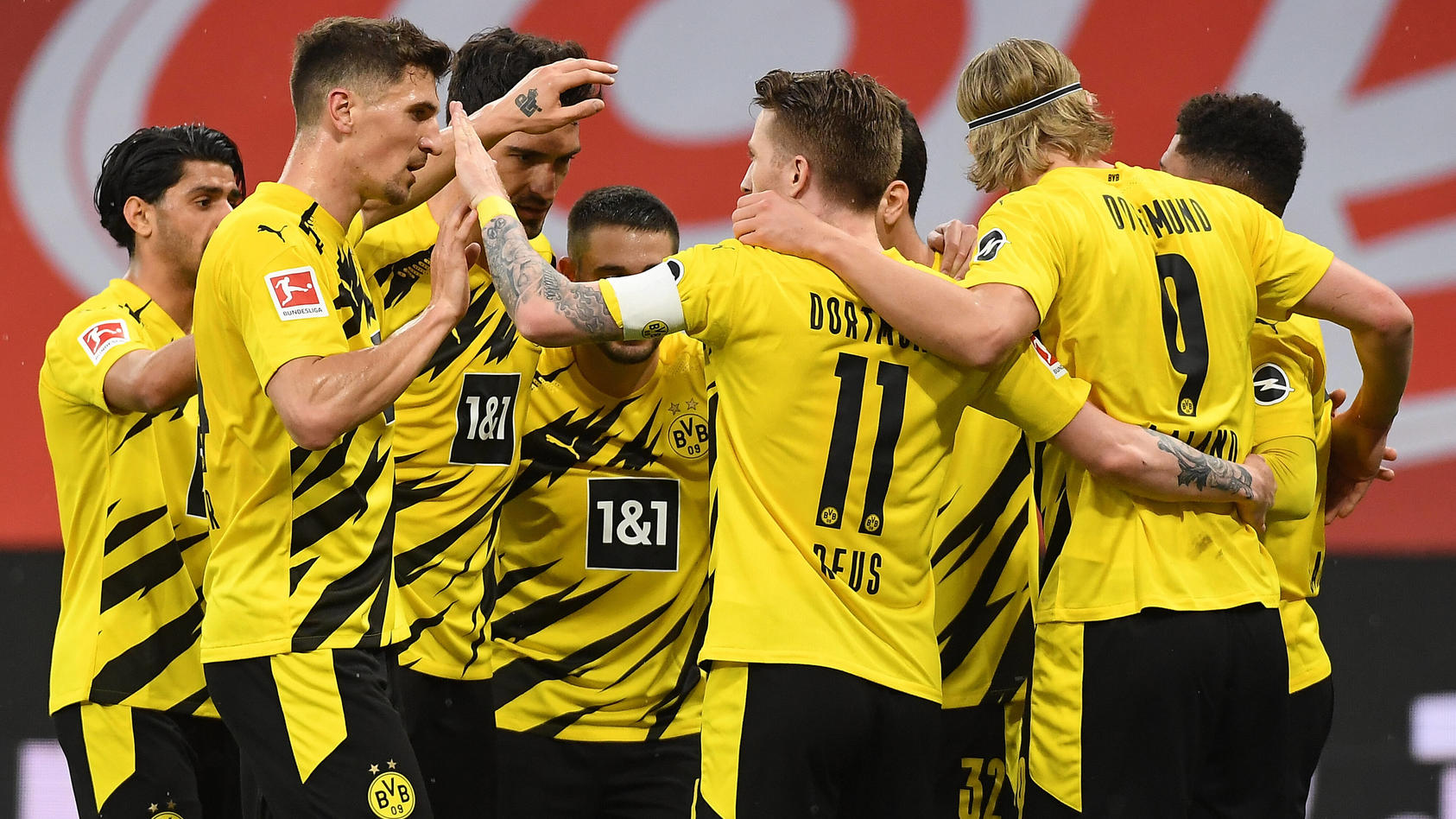 Borussia Dortmund gewann drei Tage nach dem Pokalfinale auch in Mainz.