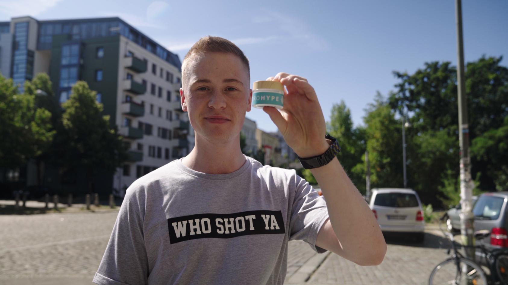 Marvin Wildhage stellte mit einem Fake-Produkt das Influencer-Marketing auf die Probe