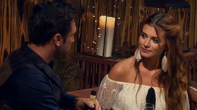 Maxime war 2018 als Bachelor-Kandidatin in Daniel Völz' Staffel dabei. Nach sechs Wochen beendete sie die Reise aber freiwillig.