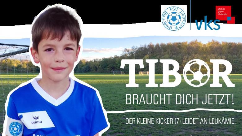 Am 22.Mai findet in Wermsdorf eine Typisierungsaktion für den 7-jährigen Tibor statt.