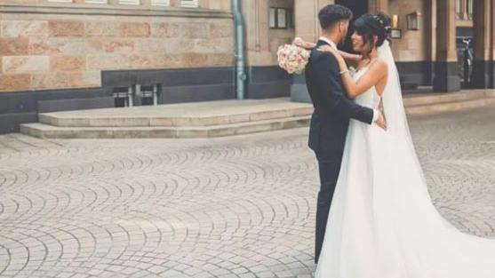 Sarah Vilard am schönsten Tag ihres Lebens. Und damit ist nicht die Hochzeit gemeint, sondern die Rache an ihrem Exfreund.