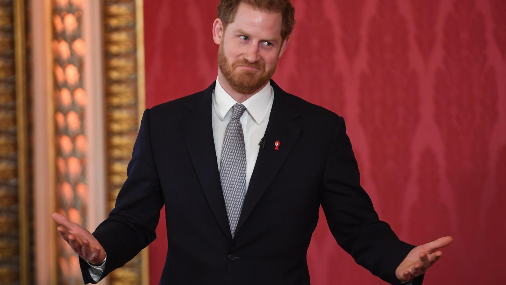 Prinz Harry verscherzt es sich nun auch noch mit den Amerikanern.