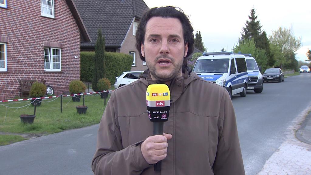 RTL-Reporter  Metin Turan berichtet aus Bispingen.