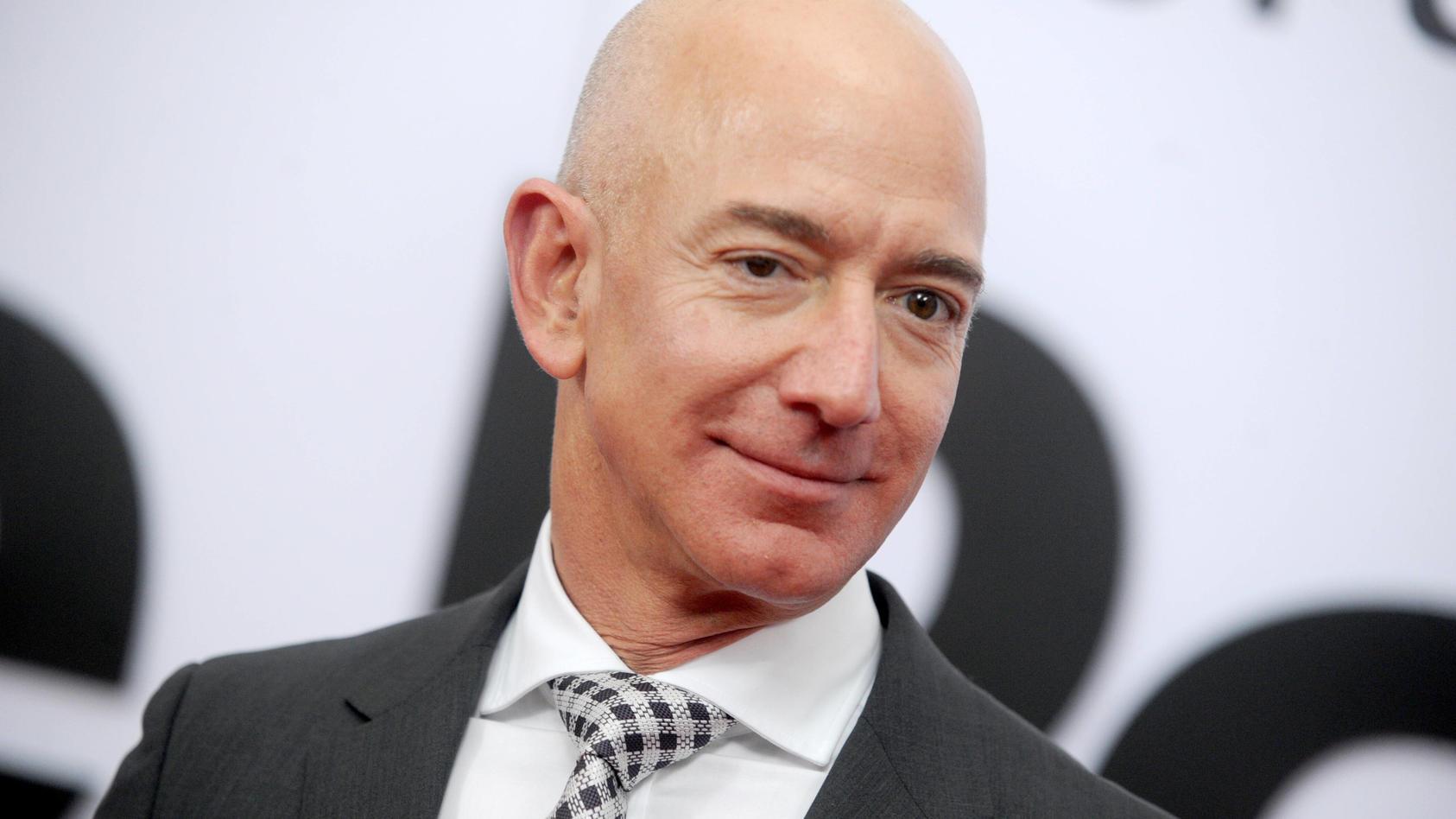 Multimilliardär Jeff Bezos