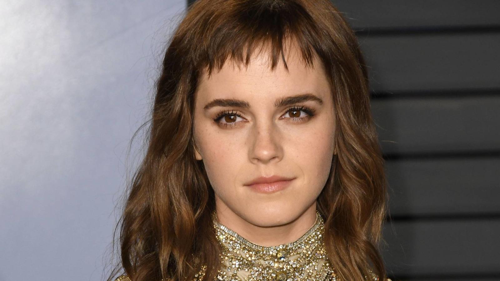 Emma Watson hat sich seit etwa einem Jahr nicht mehr in den sozialen Medien gemeldet.